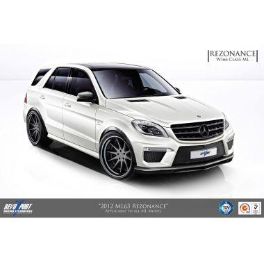 REVOZPORT Mercedes ML 63 AMG W166 body kit