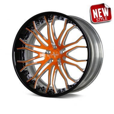 VELLANO VCN CONCAVE FORGED WHEELS 3-PIECE