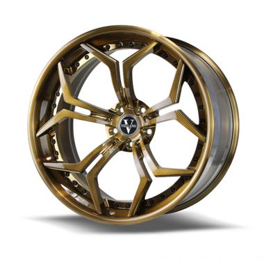 VELLANO VCX CONCAVE STEP-LIP FORGED WHEELS 3-PIECE