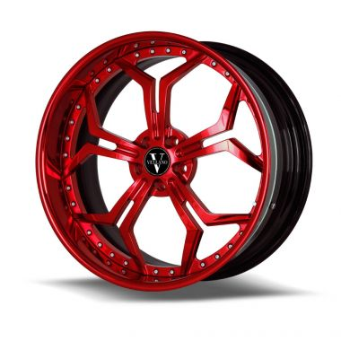 VELLANO VCX FORGED WHEELS 3-PIECE