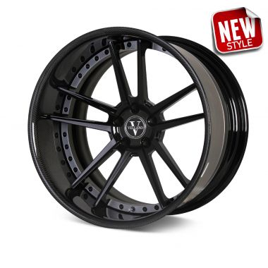 VELLANO VFU CONCAVE FORGED WHEELS 3-PIECE