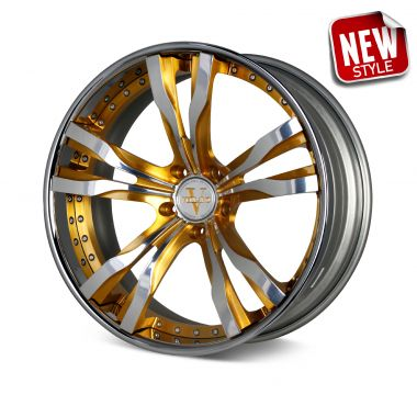 VELLANO VFY CONCAVE FORGED WHEELS 3-PIECE