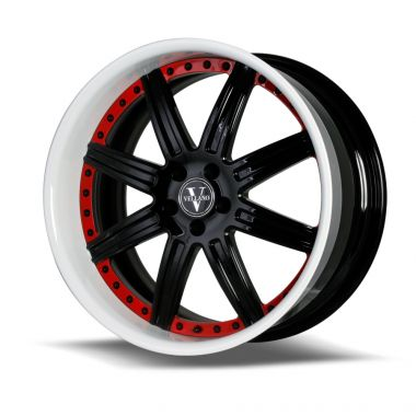 VELLANO VJB FORGED WHEELS 3-PIECE
