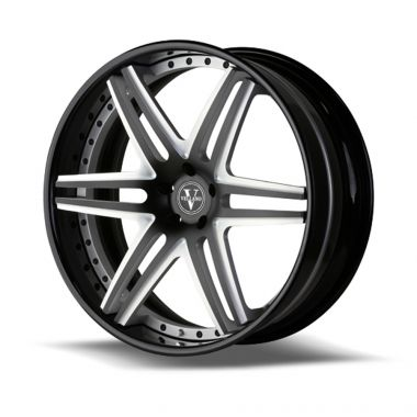 VELLANO VKJ CONCAVE FORGED WHEELS 3-PIECE