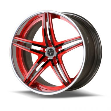 VELLANO VKN CONCAVE FORGED WHEELS 3-PIECE