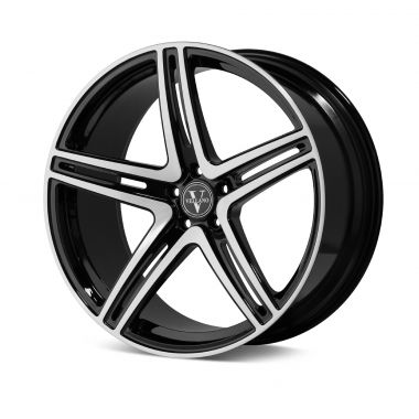 VELLANO VM04 FORGED WHEELS 1-PIECE MONOBLOCK