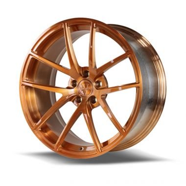 VELLANO VM17 FORGED WHEELS 1-PIECE MONOBLOCK
