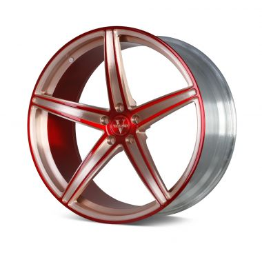 VELLANO VM25 FORGED WHEELS 1-PIECE MONOBLOCK