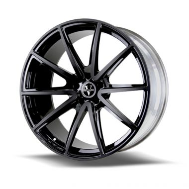 VELLANO VM27 FORGED WHEELS 1-PIECE MONOBLOCK