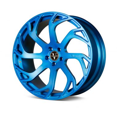 VELLANO VM38 FORGED WHEELS 1-PIECE MONOBLOCK