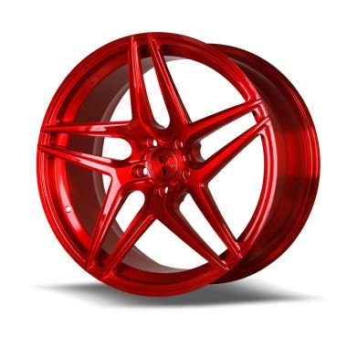 VELLANO VM40 FORGED WHEELS 1-PIECE MONOBLOCK