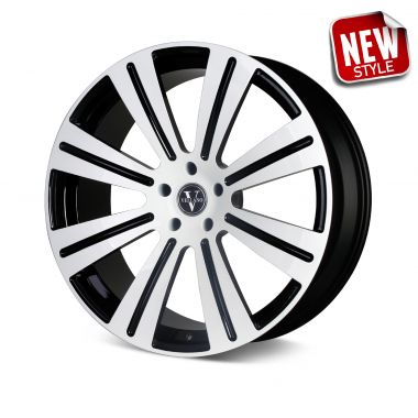 VELLANO VM44 FORGED WHEELS 1-PIECE MONOBLOCK
