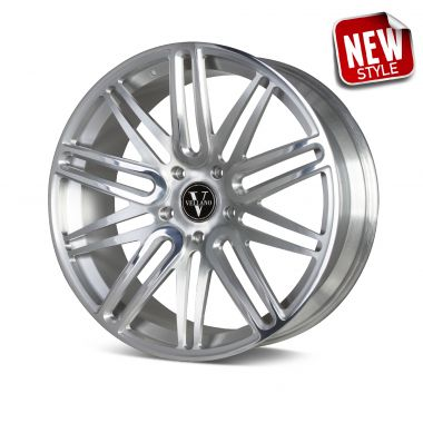 VELLANO VM50 FORGED WHEELS 1-PIECE MONOBLOCK
