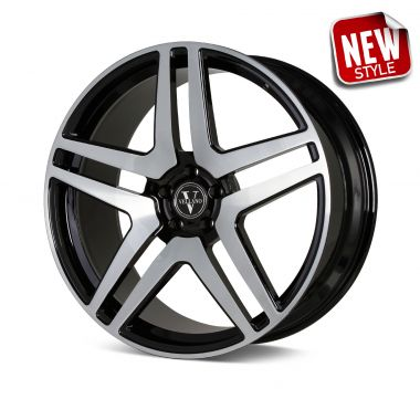 VELLANO VM51 FORGED WHEELS 1-PIECE MONOBLOCK