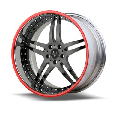 VELLANO VSH FORGED WHEELS 3-PIECE