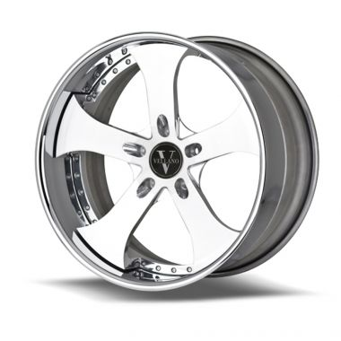 VELLANO VSQ CONCAVE FORGED WHEELS 3-PIECE