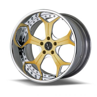 VELLANO VSX FORGED WHEELS 3-PIECE