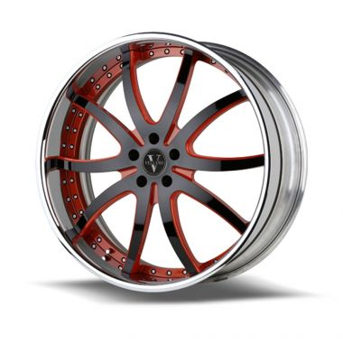 VELLANO VTD FORGED WHEELS 3-PIECE