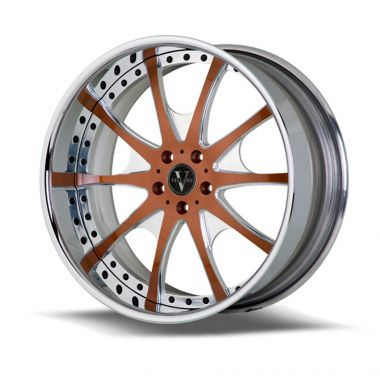 VELLANO VTE FORGED WHEELS 3-PIECE