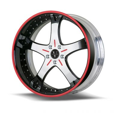 VELLANO VTF FORGED WHEELS 3-PIECE