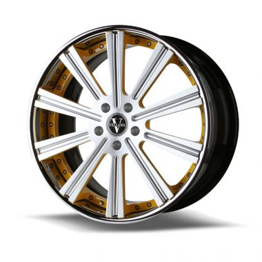 VELLANO VTi CONCAVE FORGED WHEELS 3-PIECE