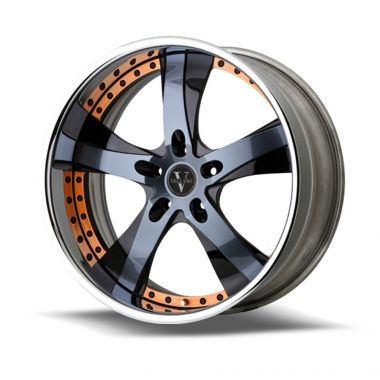 VELLANO VTK FORGED WHEELS 3-PIECE