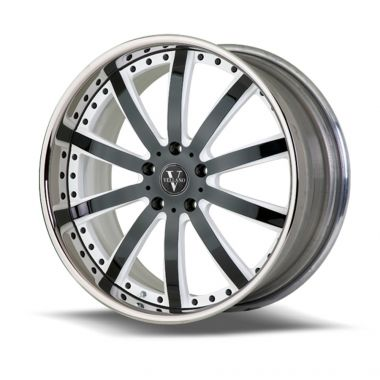VELLANO VTO FORGED WHEELS 3-PIECE