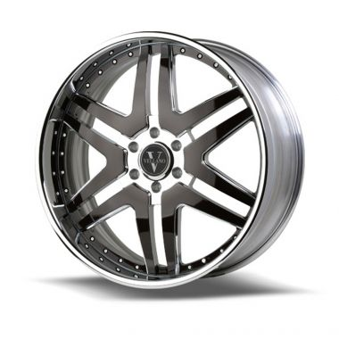 VELLANO VTU FORGED WHEELS 3-PIECE