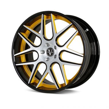VELLANO VCA CONCAVE FORGED WHEELS 3-PIECE