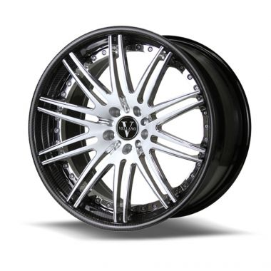 VELLANO VCP CONCAVE STEP-LIP FORGED WHEELS 3-PIECE