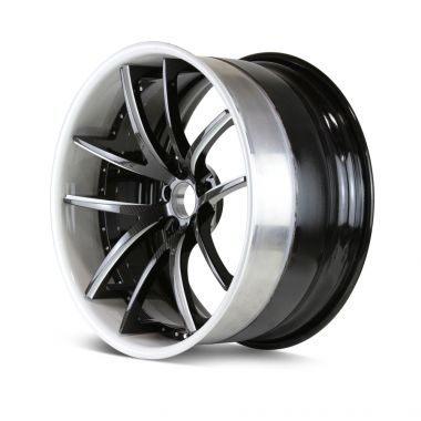 VELLANO VCU CONCAVE CUSTOM CUT FORGED WHEELS 3-PIECE