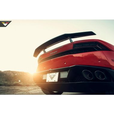Vorsteiner Lamborghini Huracan carbon rear wing