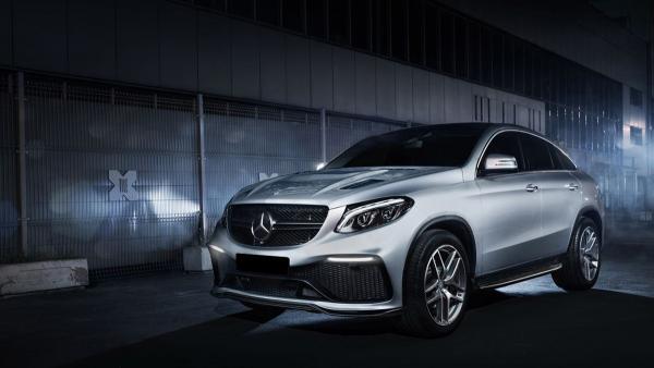 Renegade Mercedes Benz GLE Coupe body kit