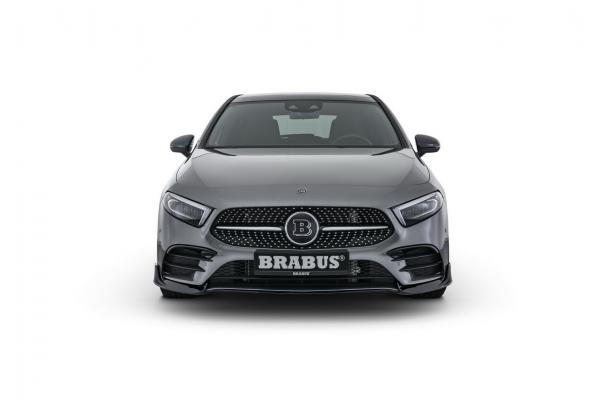 Brabus Mercedes-Benz A-class revealed