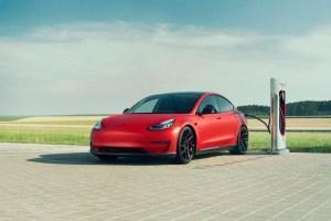 Novitec works their Magic on the Tesla Model 3