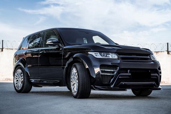 Renegade Range Rover Sport body kit