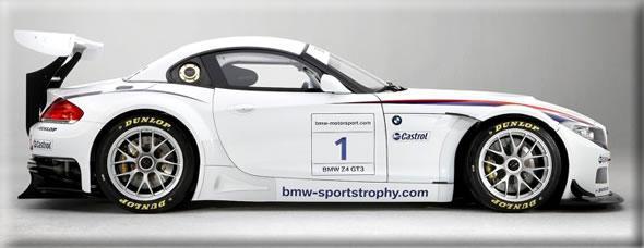 BMW Z4 E89 Full carbon fiber GT3 Racing series body kit