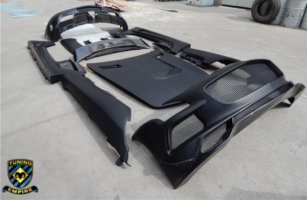Mercedes SLS AMG 'Black Series' body kit