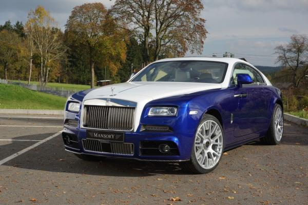 MANSORY Rolls-Royce Wraith - complete upgrade available !