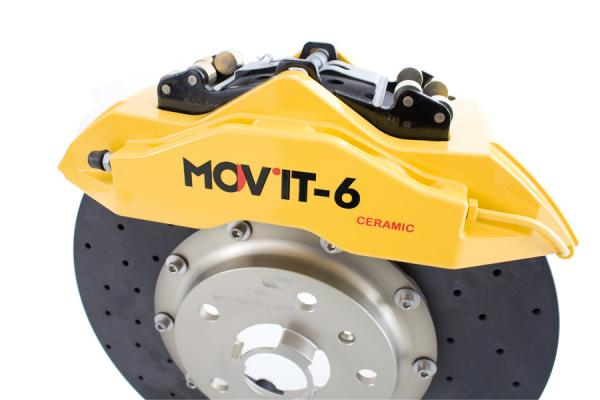 MOV'IT Ceramic brakes for Audi R8 V8 and V10
