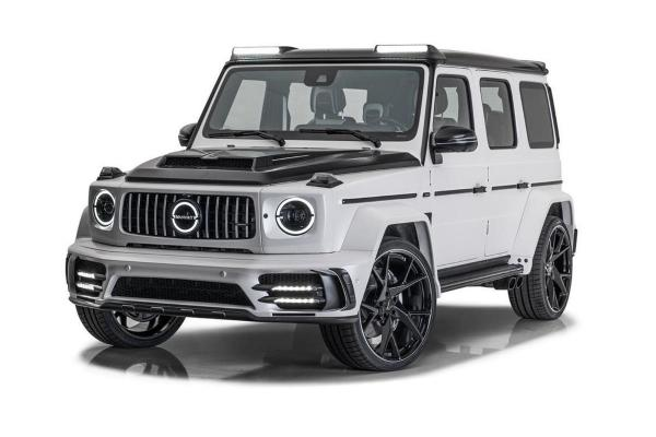 Mansory Makes Mercedes G-Class Even More Extreme