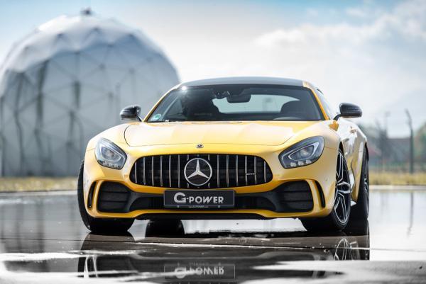 G-Power Creates 800hp Mercedes-AMG GT R