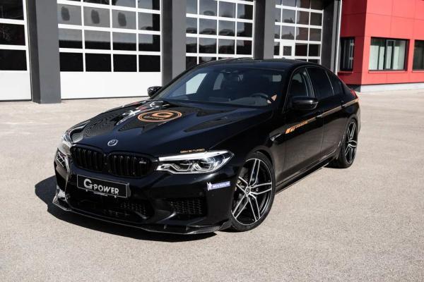 G-Power has created an 800-HP BMW M5!