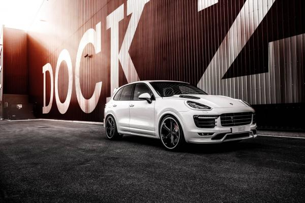 Techart Porsche Cayenne Turbo S Gets 720hp, Macan Turbo Gets 480hp