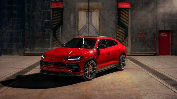 Novitec Lamborghini Urus Is Extra Wide, Gets Almost 800 Horsepower