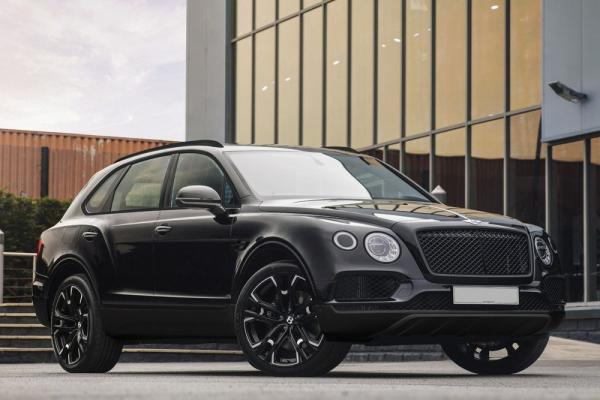 Ride in Style with the Kahn Design Bentley Bentayga Centenary Edition!