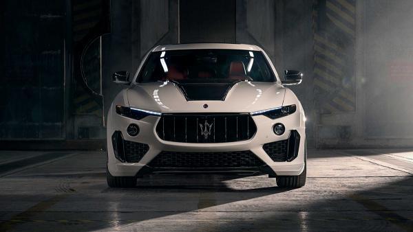 Novitec Maserati Levante Esteso Is One Angry SUV With 616 HP