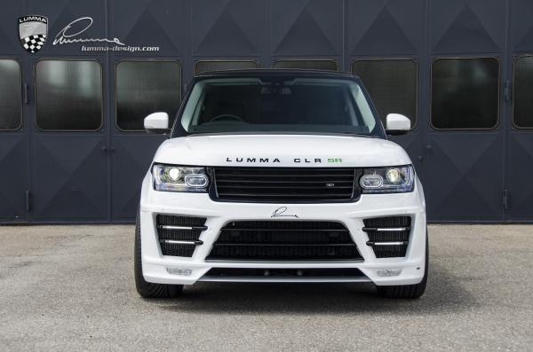 LUMMA Range Rover CLR-SR non-widebody kit