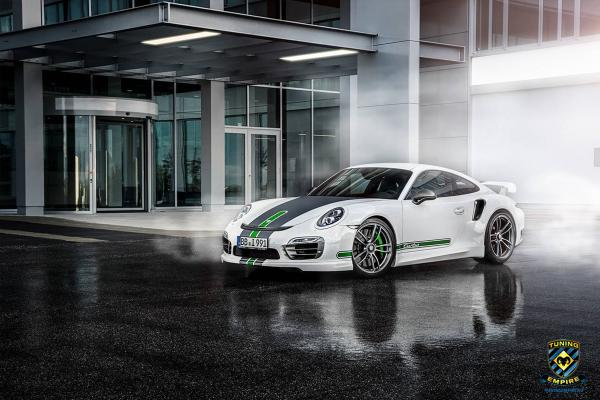 Techart Porsche 911 Turbo and Turbo S