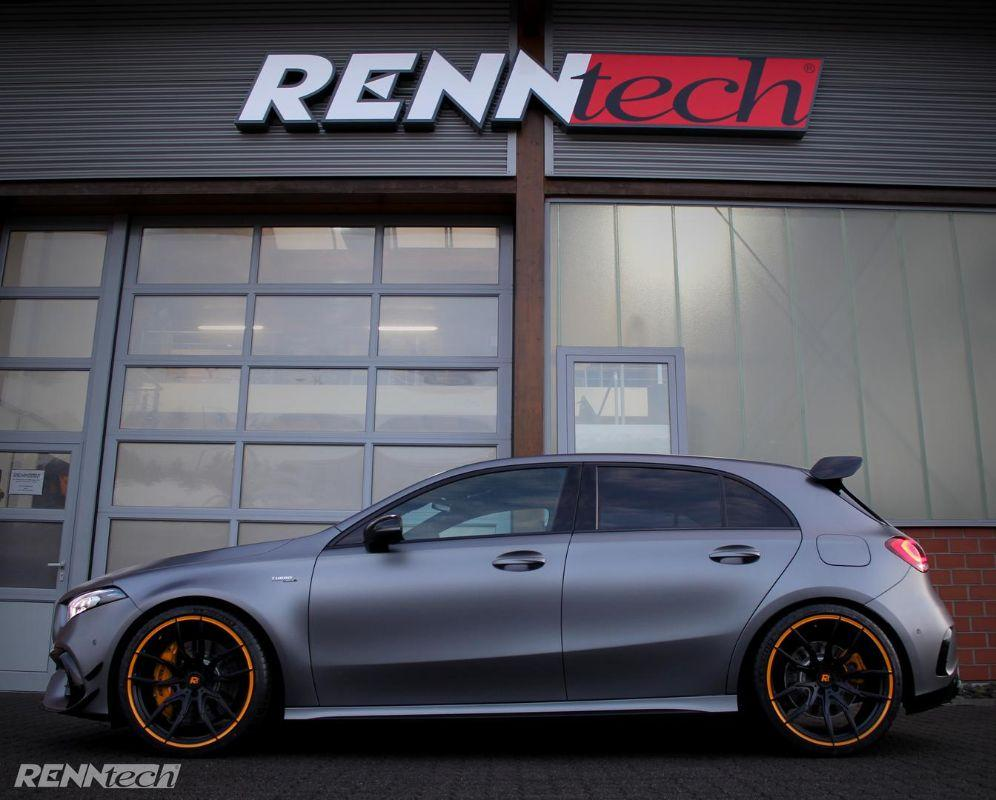 600hp for the New Mercedes-AMG A45 S by Renntech